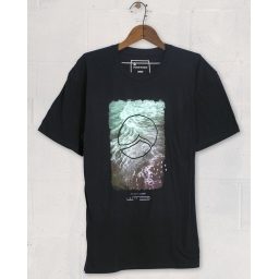 Liquid Force Wake Black Tee