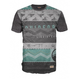 Liquid Force Egypt Charcoal Tee