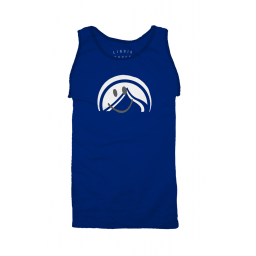 Liquid Force Peak Royal Blue Tank