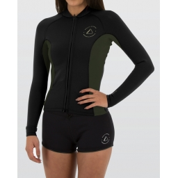 2018 Follow WETTY TOP wetsuit