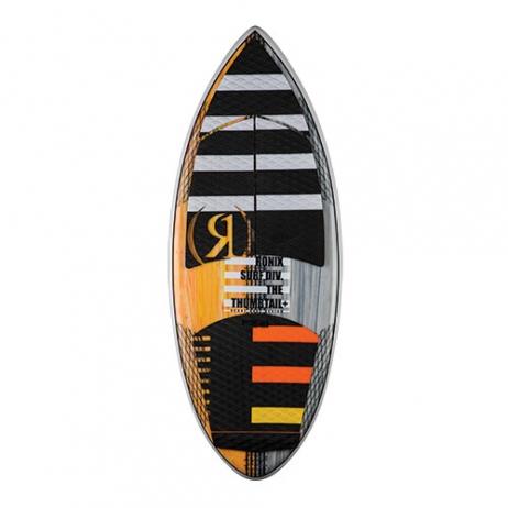 Ronix KOAL THUMBTAIL YLW/GRY wakesurf