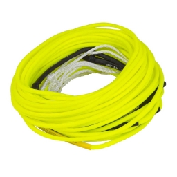 2015 Ronix R6 80 FT 6 Section Mainline (Neon Yellow) Wakeboard Rope