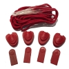 Liquid Force Lace Lock Kit RED