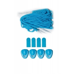 Liquid Force Lace Lock Kit BLUE