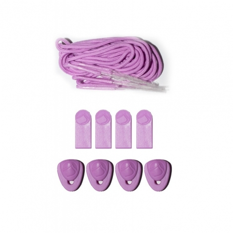 Liquid Force Lace Lock Kit Pink