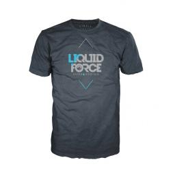 Liquid Force Kite Logo Indigo Tee