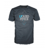 Liquid Force Kite Logo Indigo Tee