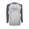 Liquid Force Brand Indigo Raglan