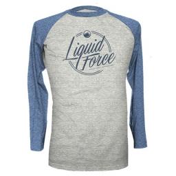 LF 15 Dawn Raglan BLUE koszulka L