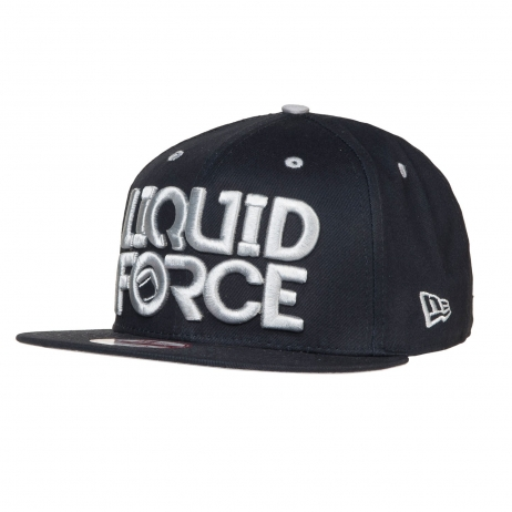 LF 15 ICON Hat Navy snapback czapka
