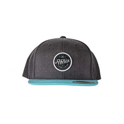 2019 Ronix Mariano 6 panel BLK hat