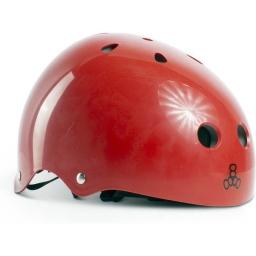 Liquid Force Drop Helmet Red Kask S/M