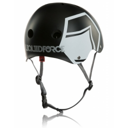 Liquid Force 2018 HERO black helmet