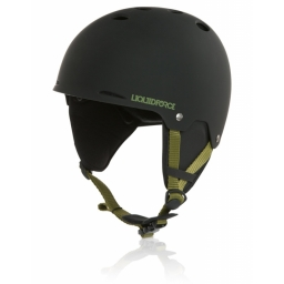 2018 Liquid Force NICO black helmet