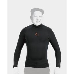 Follow 2019 Pro 1mm Wetty Top BLK wetsuit