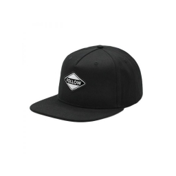 FOLLOW 2018 CORP SNAPBACK BLK