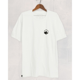 Liquid Force 2018 Hex Drop White Tee
