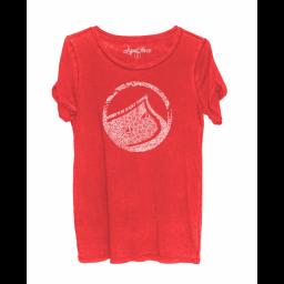 Liquid Force 2016 Doodle Berry T-Shirt