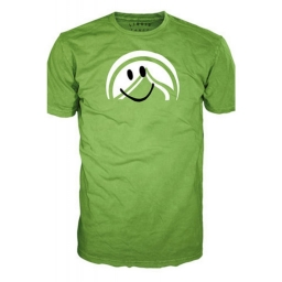 Liquid Force 2015 Decade Lime Tee