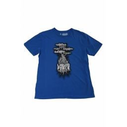 Liquid Force 2013 Deluxe Royal Blue Tee