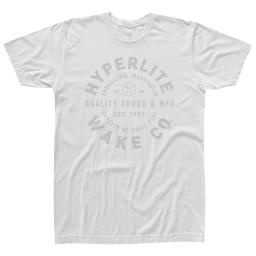 Hyperlite 2019 Standard WHITE koszulkaa