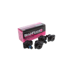 Ronix 2019 M6 Brain Frame Boot BLK screws