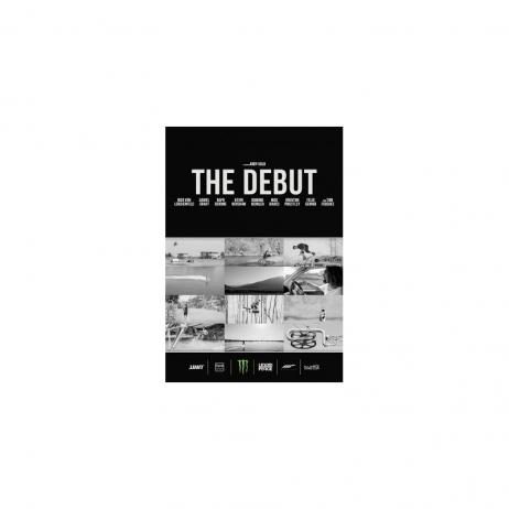 The Debute DVD + Blu-Rey plastic box