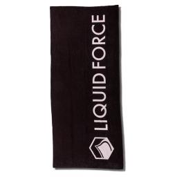 LF19 HEX BLACK Ręcznik