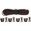 RX20 AutoLock Kit BLK sznurówki