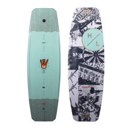 HL21 WISHBONE wakeboard 134