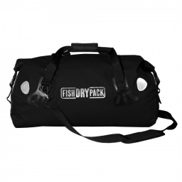 Fish Dry Pack Duffel 50 Black