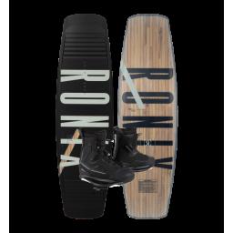 2021 RONIX KINETIK FB1 + ONE Boots