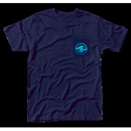 HL 16 Subside Tee Navy koszulka M